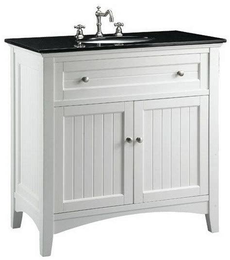Thomasville Bathroom Cabinets And Vanities by 37 Granite Top Cottage Style Thomasville Bathroom Sink