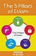 Lessons In Islam   Pillars of islam, Islamic kids ...