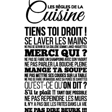 stickers cuisine texte sticker madéco cheap stickers quotes discount wall