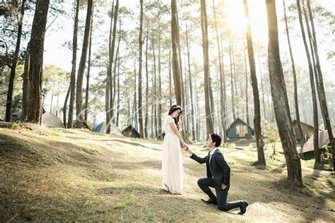 foto prewedding destinasi indonesia  tak kalah indah