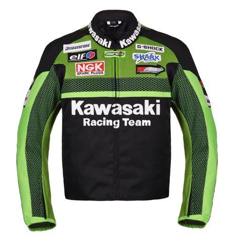 kawasaki riding jacket kawasaki racing team textile jacket