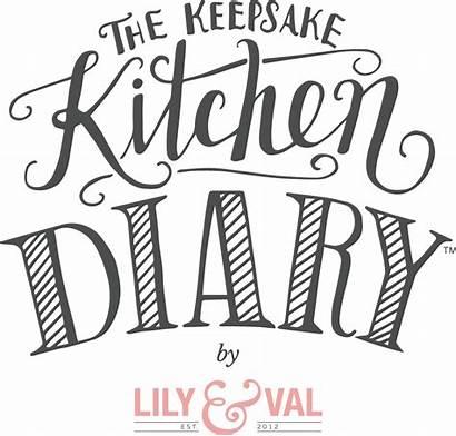 Clipart Cookbook Recipe Kitchen Transparent Diary Keepsake