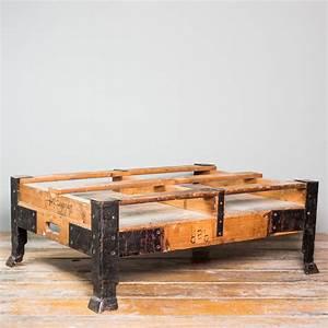 Gebrauchte Vintage Möbel : m bel b ware vintage industrietisch 106x85x40cm nur tisch ~ Sanjose-hotels-ca.com Haus und Dekorationen