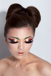 dramatic-makeup-look | The Whole World | Pinterest