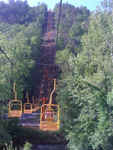 Gatlinburg Chair Lift by Up We Go Jpg