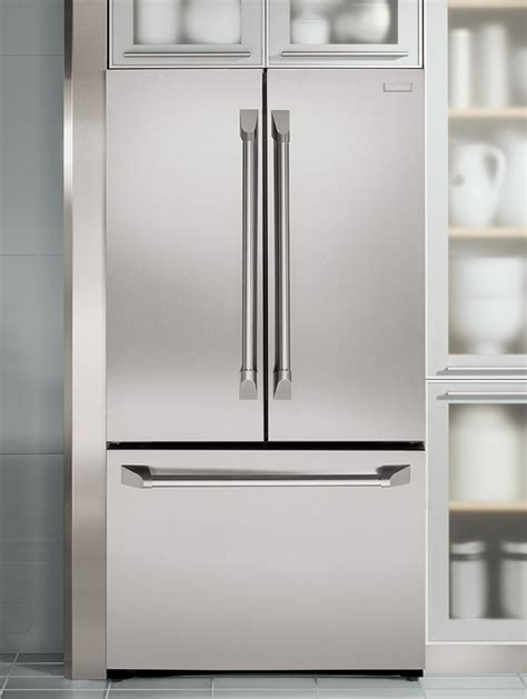 counter depth refrigerators monogram professional kitchens