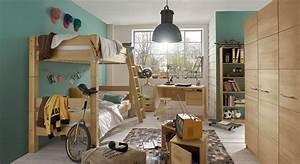 Jugendzimmer Komplett Mit Etagenbett : jugendzimmer komplett aus buche biologisch ge lt kids fantasy ~ Bigdaddyawards.com Haus und Dekorationen