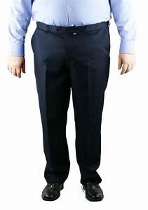 Pantalon Bleu Marine Homme : pantalon de costume grande taille homme bleu marine ~ Melissatoandfro.com Idées de Décoration