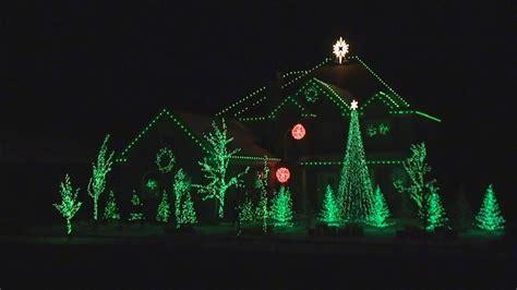 carol   bells  holdman christmas lights youtube