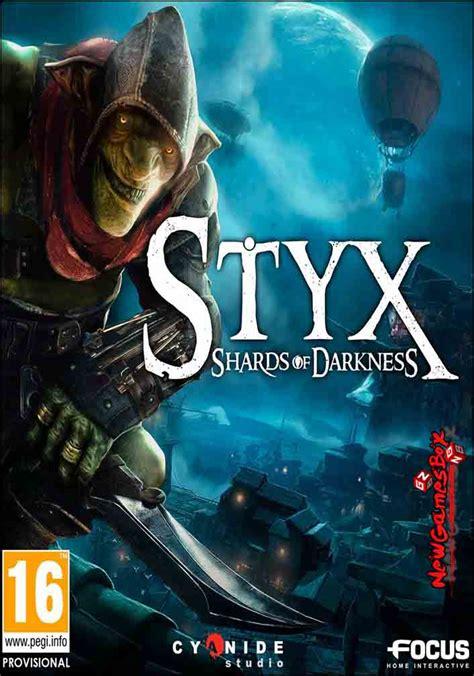 Styx Shards Of Darkness Download Free (torrent + Crack
