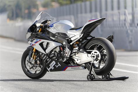 We Ride The Bmw Hp4 Race Here's What $95,000 Gets You