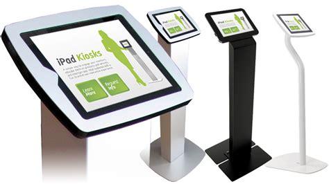 heavy duty wall mounted kiosks retail media solutions