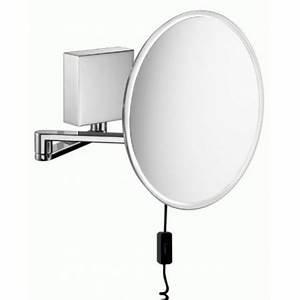 Kosmetikspiegel 5 Fach : top badshop sam miro kosmetikspiegel led gelenkarm chrom ~ Watch28wear.com Haus und Dekorationen