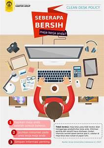 Clean Desk Policy Template Clean Desk Policy Poster Desk Design Ideas