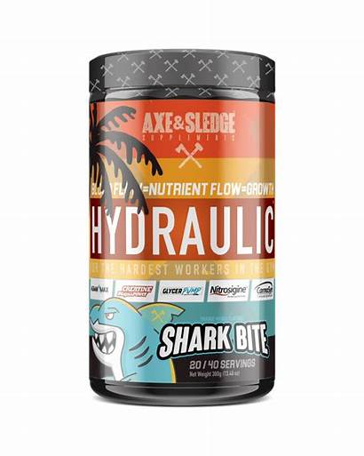 Shark Axe Hydraulic Sledge Bite Pump Pre