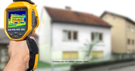 Thermografie So Machen Sie Waermeverluste Am Haus Sichtbar by Thermografie Schwachstellen Im Haus Aufdecken