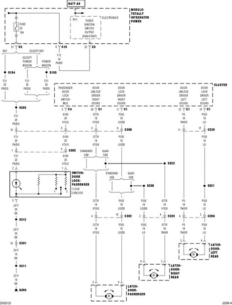 i need the wiring diagram color codes for the power door