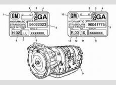 GM transmissions compatible petroldiesel 30 engine