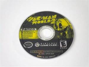 Pac Man World 2 Game For Gamecube Loose The Game Guy