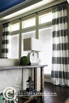 1000 ideas about large window treatments on
