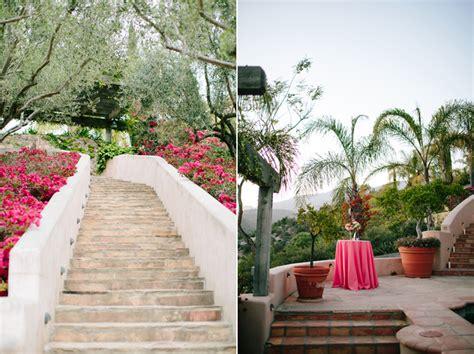 santa barbara estate wedding villa verano wedding