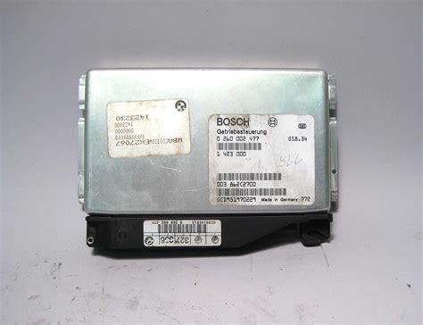bmw e36 automatic transmission module egs 1 97 1997 1999 318 z3 1 9 ebay
