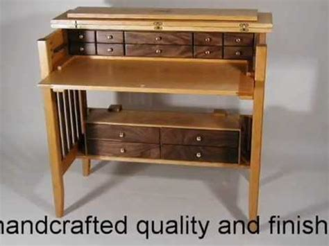 fly tying desk for sale handcrafted fly tying desk youtube