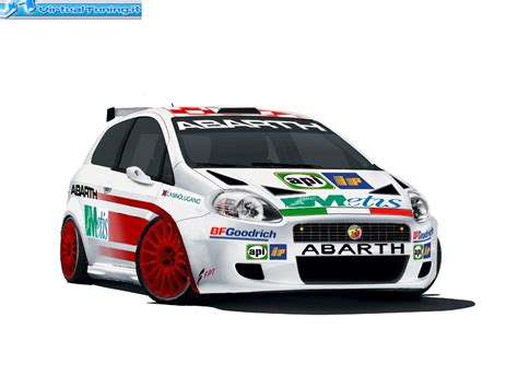 2004 Fiat Punto Rally 50 Images Hd Car Wallpaper