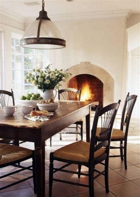 calm  airy rustic dining room designs digsdigs