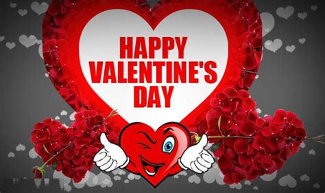 february valentines day wishing cards images pictures