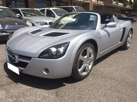Opel Speedster For Sale by Sold Opel Speedster 2 2 16v Used Cars For Sale Autouncle