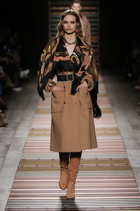 Etro Fall Winter 2018 Women's Collection  The Skinny Beep