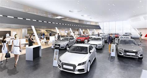 New Audi Showroom For Macarthur