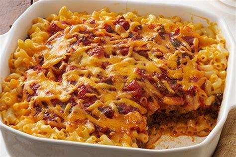 cuisine kraft taco bake casserole kraft recipes