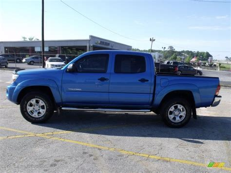 2005 Tacoma Prerunner by 2005 Speedway Blue Toyota Tacoma Prerunner Cab