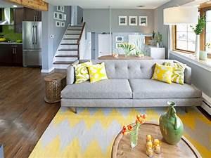 23, Gray, Sofa, Living, Room, Designs, Decorating, Ideas