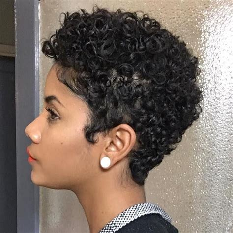 75 most inspiring natural hairstyles for short hair coil