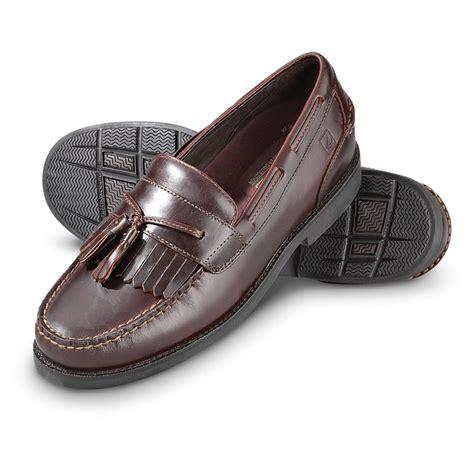 mens sperry top sider seaport kiltie tassel loafers