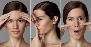 Упражнения для лица от морщин кэрол