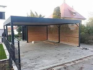 Design Carport Holz : stunning design carport holz contemporary ~ Sanjose-hotels-ca.com Haus und Dekorationen