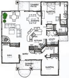 Efficiency Floor Plans Photo by Energy Efficient House Plan With Bonus 16601gr