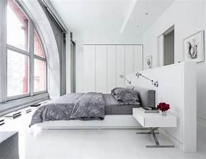 Tableau Chambre Adulte : chambre adulte blanche 80 id es pour votre am nagement ~ Preciouscoupons.com Idées de Décoration