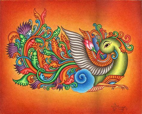 Mural Artists by Kerala Mural Painting Mughal Paintings