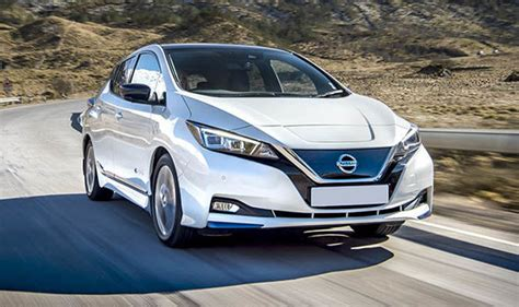 nissan leaf   boasts massive range upgrade