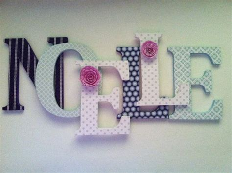 1000+ Images About Wall Letters...