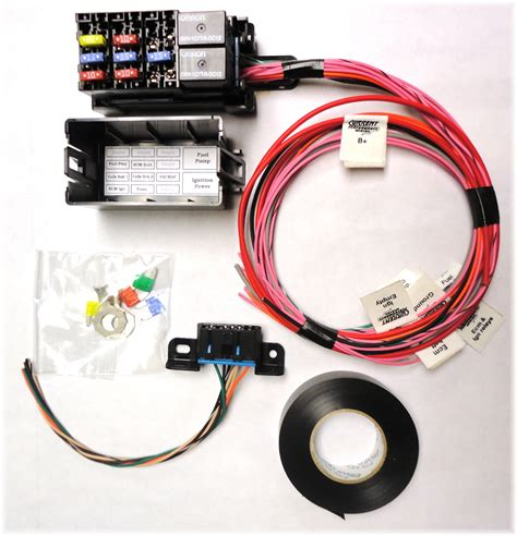 Lt1 Fuse Box Kit by Sa 1500 Stand Alone Fuse Relay Module Cpw Lsx Harness
