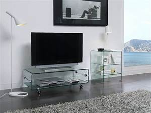 Designer Tv Board : design tv m bel glas ~ Indierocktalk.com Haus und Dekorationen