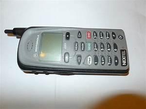 Motorola I390 New Cell Phone Nextel iDEN Vintage ...