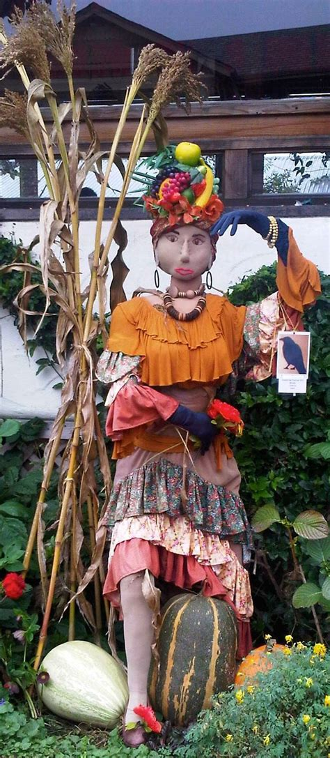 168 Best Scarecrow Ideas Images On Pinterest  Scarecrow Ideas, Scarecrows And Fall Scarecrows