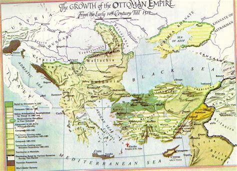 Ottoman Empire 1500 by Hist 1301 History Of The Arab World Al Akhawayn